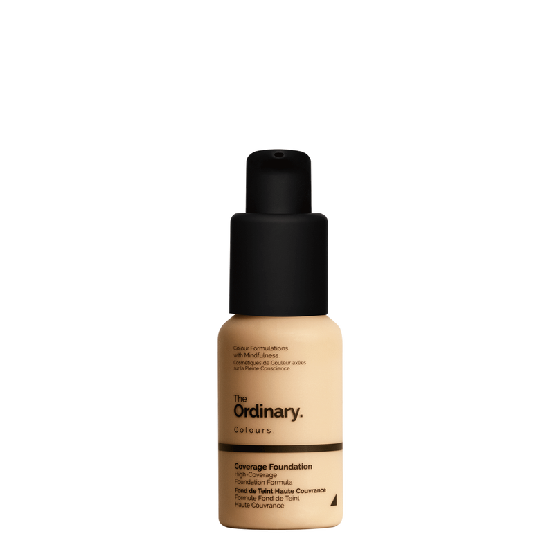 The Ordinary The Ordinary Coverage Foundation 2.1 P medium with pink undertones