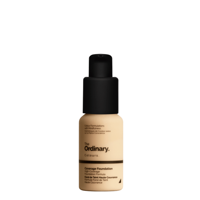 The Ordinary The Ordinary Coverage Foundation 2.0 N light medium with neutral undertones
