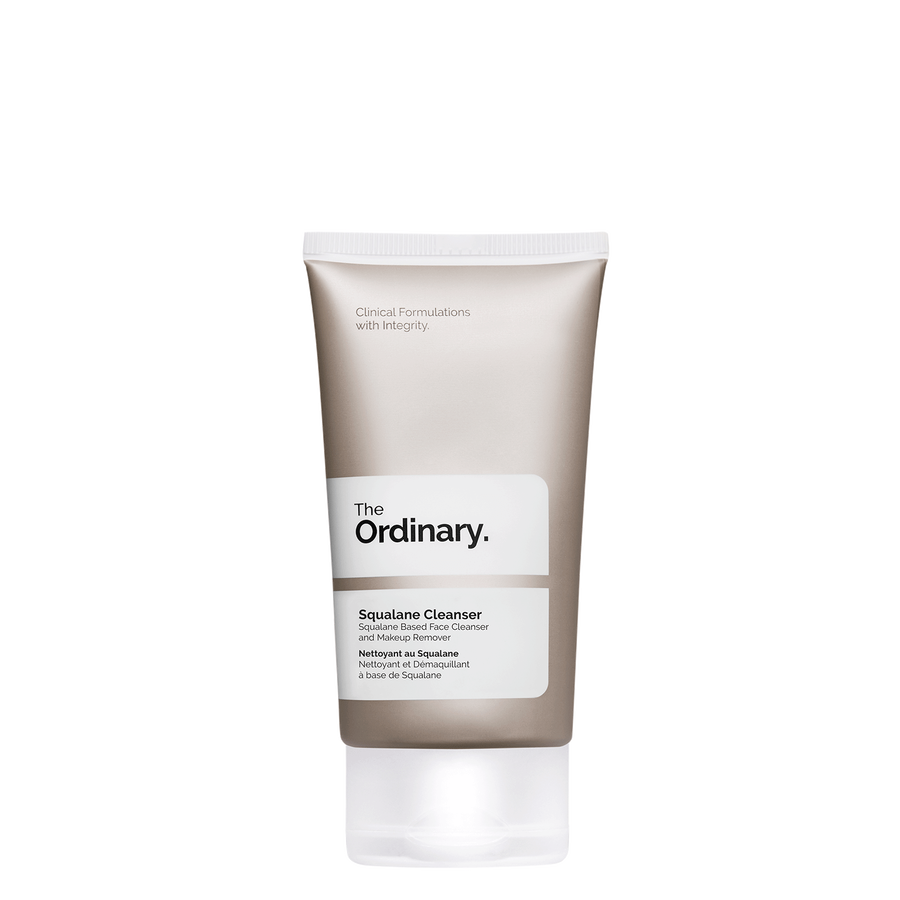 The Ordinary The Ordinary Squalane Cleanser cleansing balm and make up remover