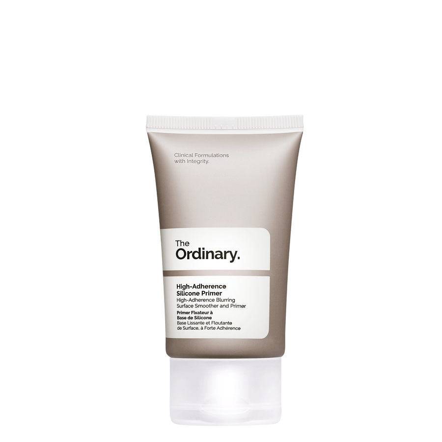 The Ordinary The Ordinary High-Adherence Silicone Primer with adaptive silicones to create a matte and blurred canvas for makeup
