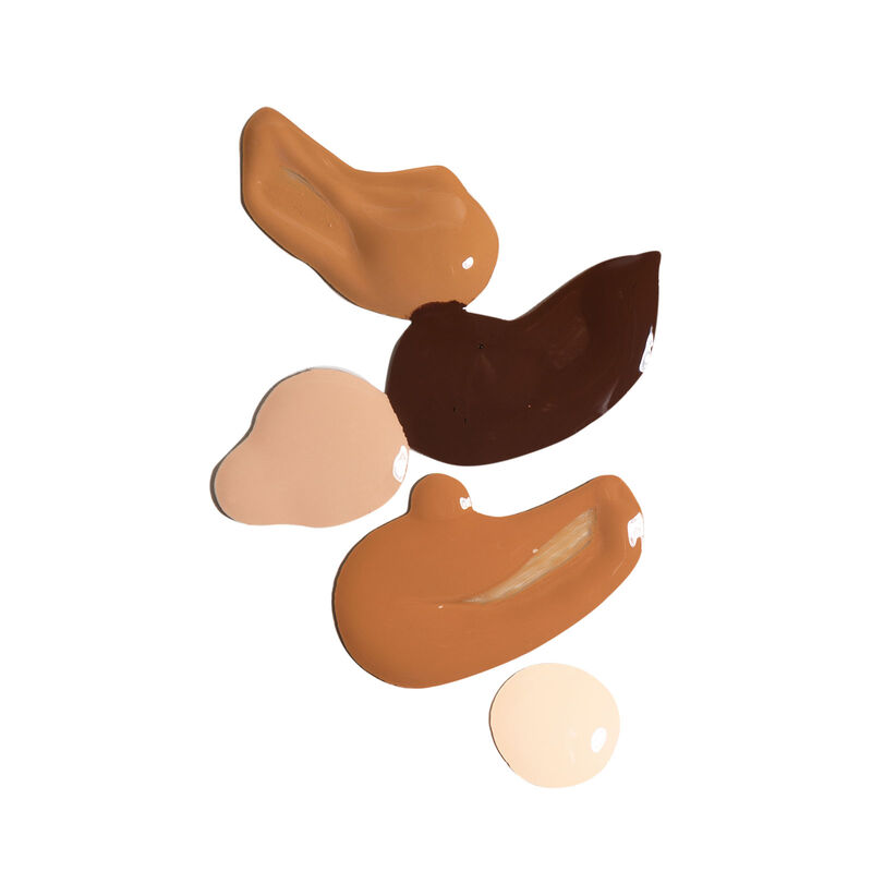 The Ordinary swatch of The Ordinary Serum Foundation