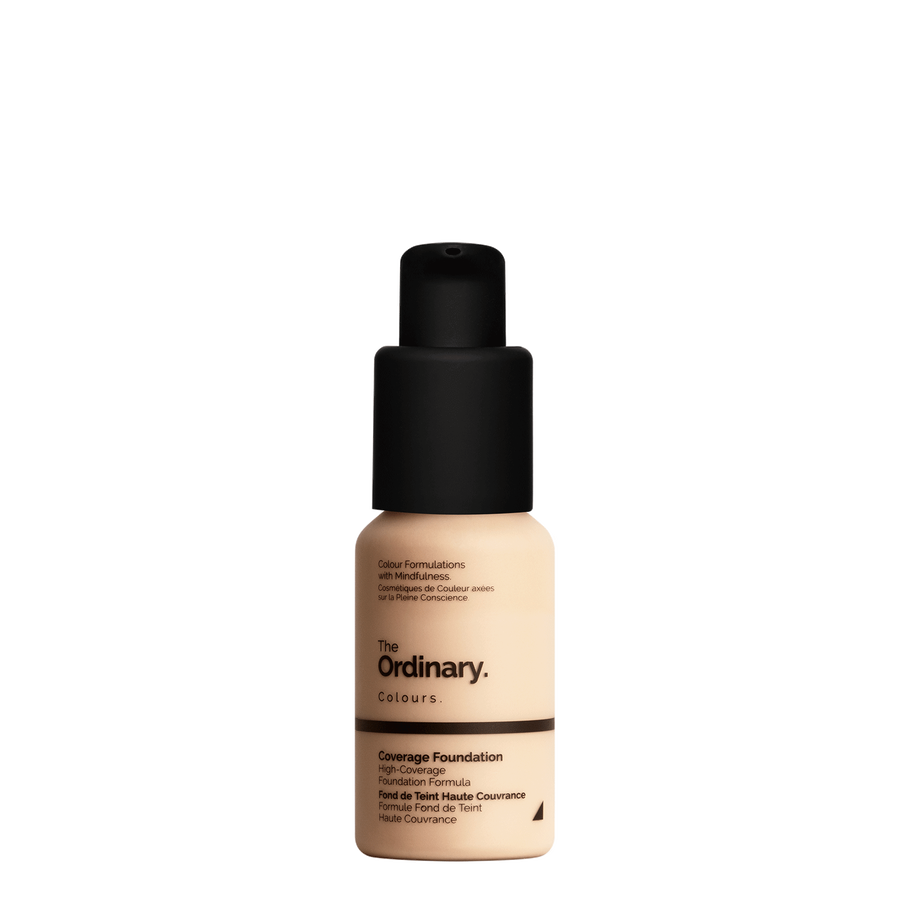 The Ordinary The Ordinary Coverage Foundation 2.0 P light medium with pink undertones