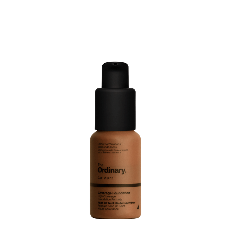 The Ordinary The Ordinary Coverage Foundation 3.2 R deep with red undertones