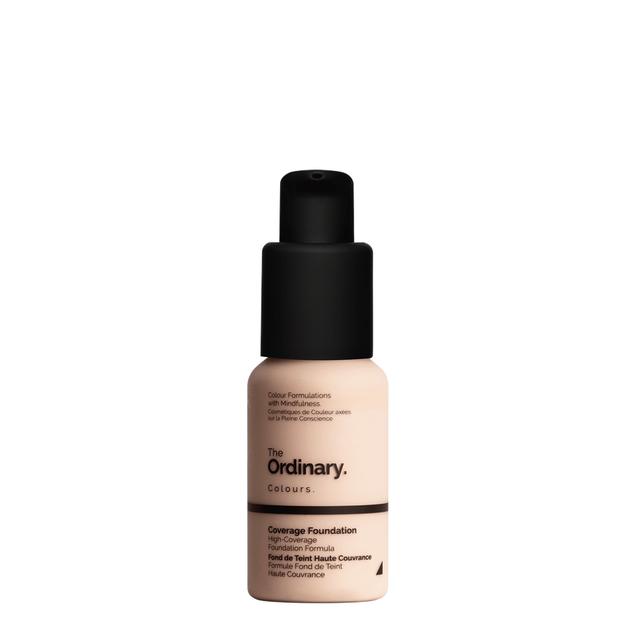 The Ordinary The Ordinary Coverage Foundation 1.2 P light with pink undertones