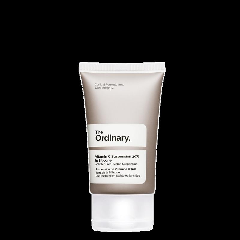 The Ordinary The Ordinary Vitamin C Suspension 30% in Silicone pure L-Ascorbic Acid cream for brightening, uneven skin tone, and anti-aging