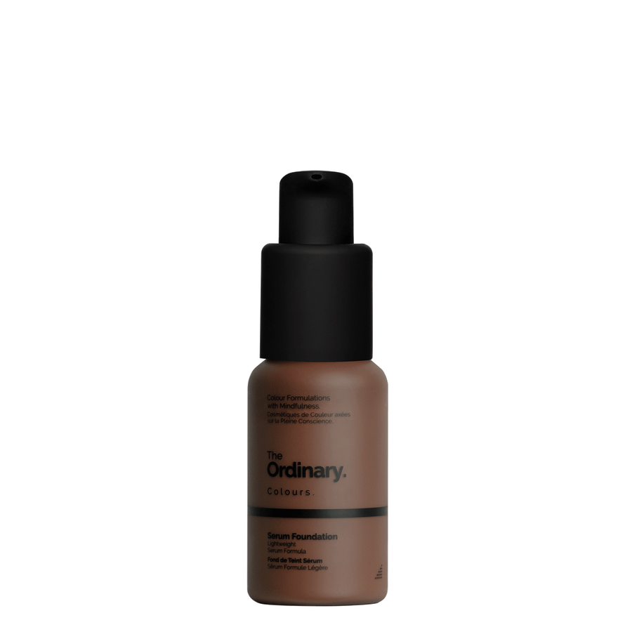 The Ordinary The Ordinary Serum Foundation lightweight pigment with moderate coverage