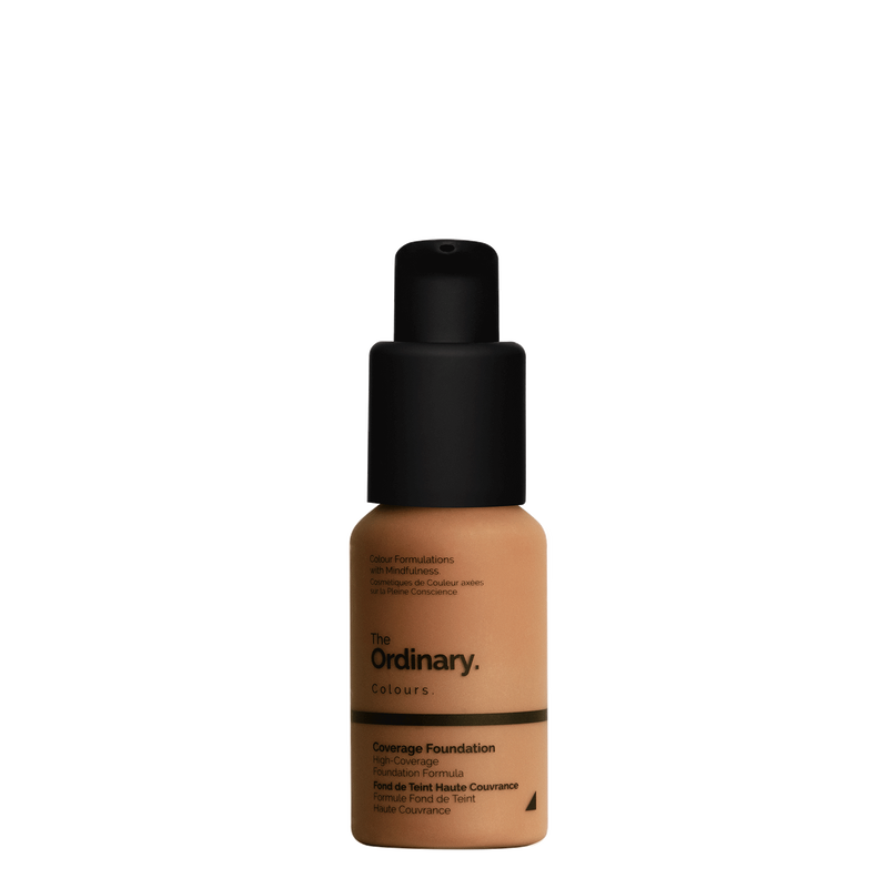 The Ordinary The Ordinary Coverage Foundation 3.1 R dark with red undertones