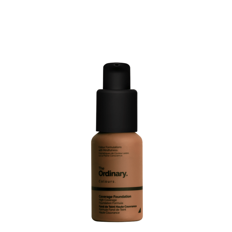 The Ordinary The Ordinary Coverage Foundation 3.2 N deep with neutral undertones