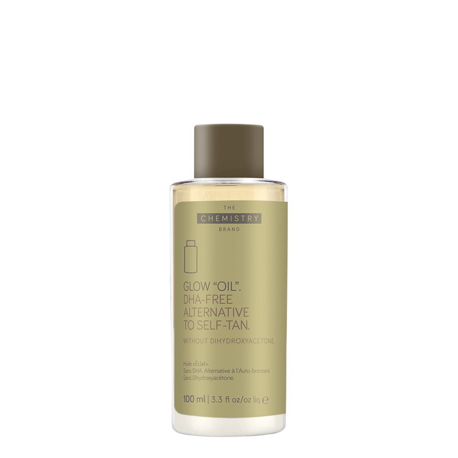 The Chemistry Brand The Chemistry Brand Glow Oil DHA alternative to self tanner