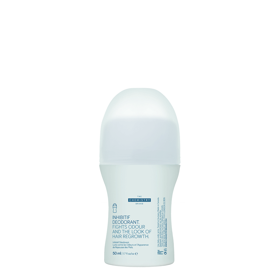 The Chemistry Brand The Chemistry Brand INHIBITIF Deodorant to minimize hair growth