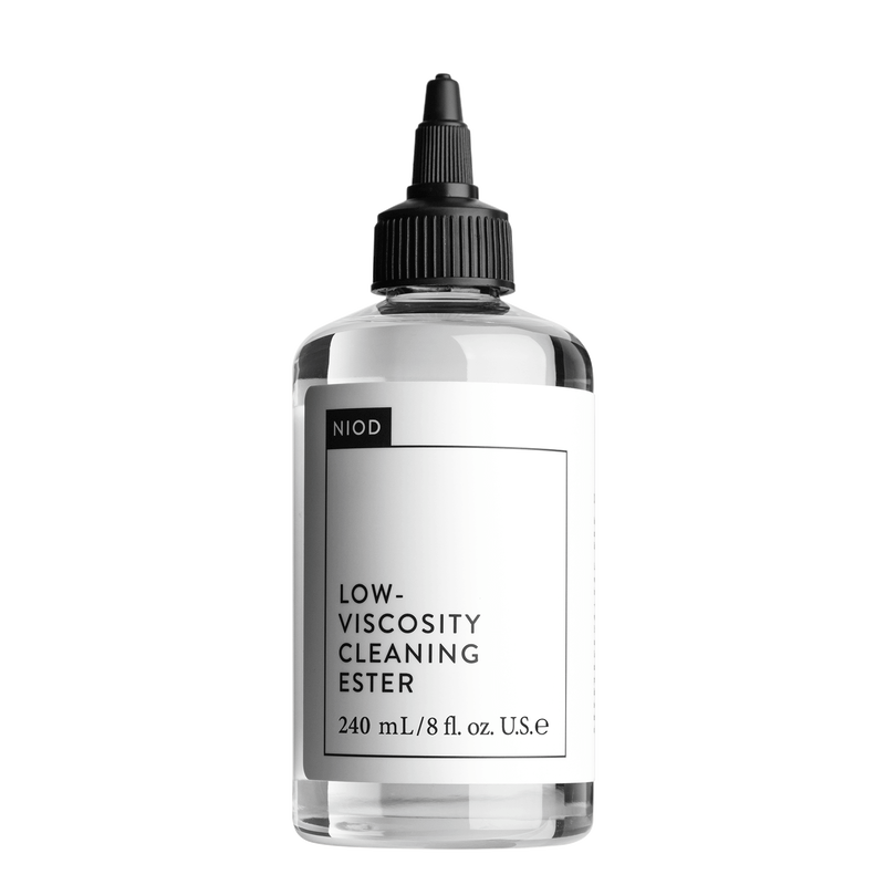 NIOD Low-Viscosity Cleaning Ester (LVCE)