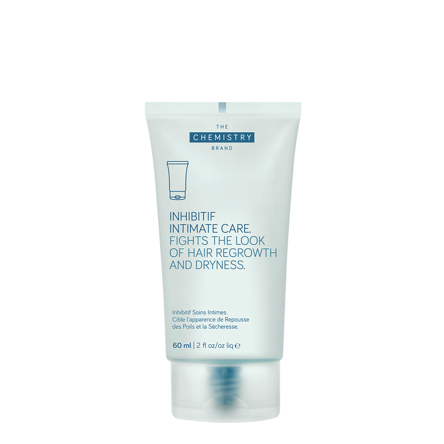 The Chemistry Brand The Chemistry Brand INHIBITIF Initmate Care to minimize hair growth