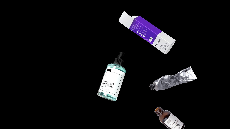 deciem products